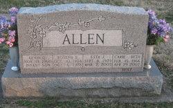 Esta J Allen