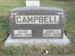 Sylvia Alice Allie <i>Elliott</i> Campbell