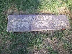 Emma J <i>King</i> Arnold