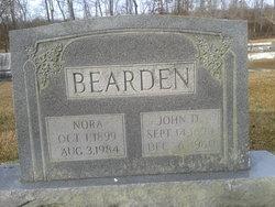 John Dewey Bearden