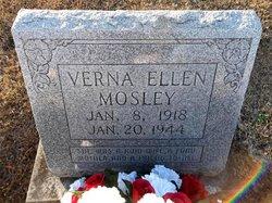 Vera Ellen <i>Campbell</i> Mosley