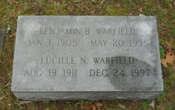 Lucille <i>Newell</i> Warfield