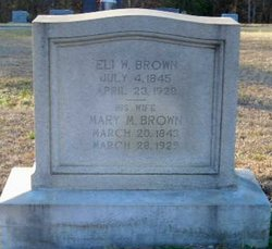 Eli Washington Brown