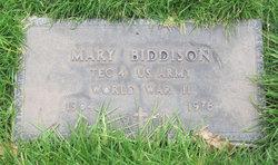 Mary Letitia Biddison