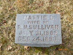 Mattie L Sullivan