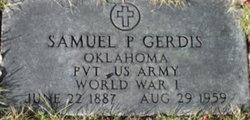 Samuel Phillip Gerdis