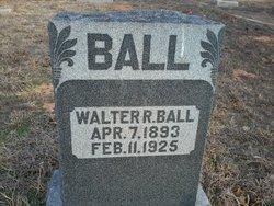 Walter R. Ball