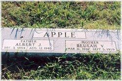 Beulah Vista <i>Grant</i> Apple