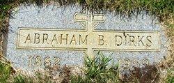 Abraham B Dirks