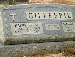 Harry Reese Gillespie