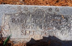 Baby Joe Loper