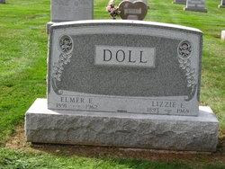 Lizzie Irene <i>Eyster</i> Doll