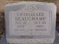 Charles Lee Beauchamp