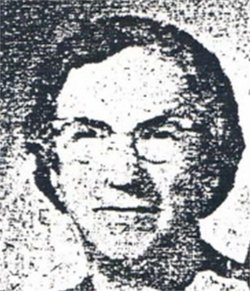 Lizzie Mae <i>Johnston</i> Peron