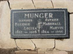 Marshall Marvin Munger