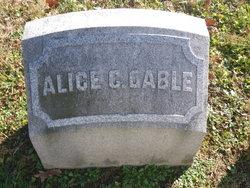 Alice Charles <i>Brubaker</i> Gable