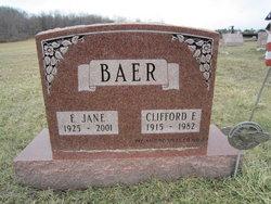 Emma Jane <i>Johnson</i> Baer
