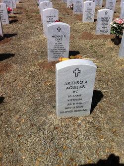 Arturo A Aguilar
