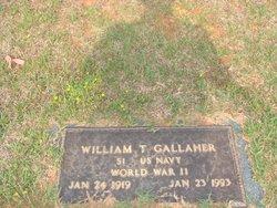 William Thomas Gallaher