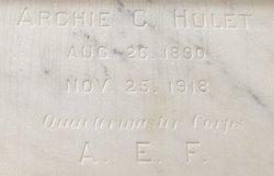 Archie Charles Hulet