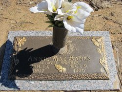 Annie Mae <i>Biggerstaff</i> Banks