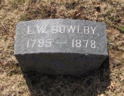 Leah W Bowlby