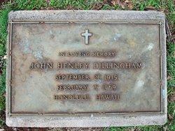 John Henley Henley Dillingham