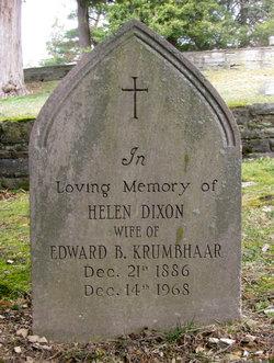 Helen Trotter <i>Dixon</i> Krumbhaar