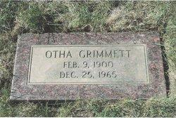 Otha Grimmett