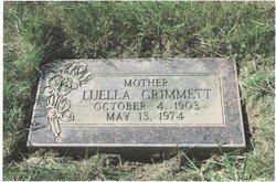 Luella <i>Upper</i> Grimmett