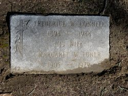 Frederick W Connell