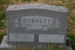 Ellanor <i>Vance</i> Burnett