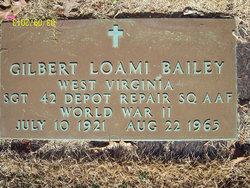 Gilbert Loami Bailey