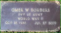 Omer Borders