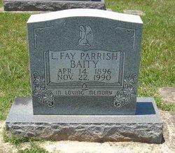 L Fay <i>Parrish</i> Baity