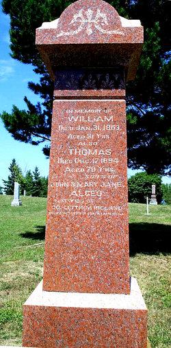 William Algeo