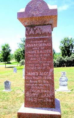 Ann <i>McDermid</i> Algeo