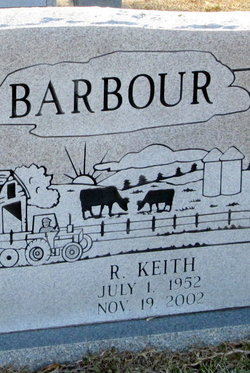 R. Keith Barbour