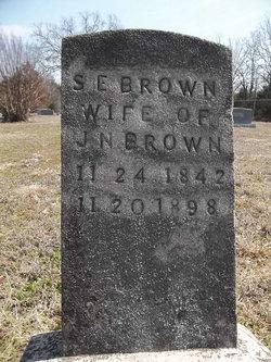 Sarah Elizabeth <i>Goodwin</i> Brown