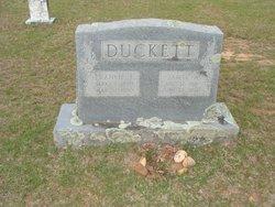 James A Duckett