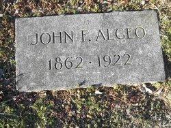 John Fenwick Algeo