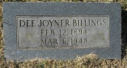 Dee <i>Joiner</i> Billings