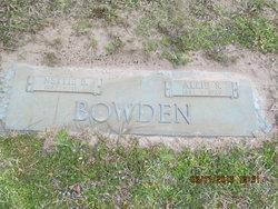 Allie Story Bowden