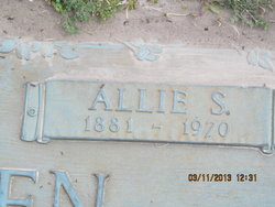 Allie Story Bowden