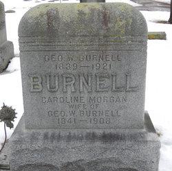 Caroline Carrie <i>Morgan</i> Burnell