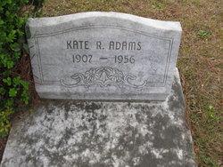 Kate R. Adams