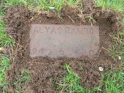 Alyas Rambo