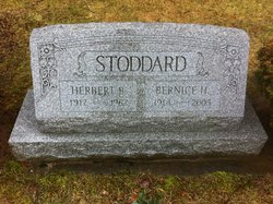 Bernice Victoria <i>Howe</i> Stoddard