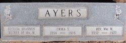 Rev William M Ayers