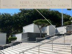 PFC Charles R Reiser